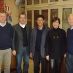 CAFAGGIOLO: Incontro tra Lowenstein e CNA Mugello sul futuro del Castello
