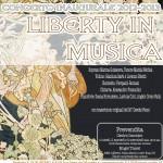 """BORGO SAN LORENZO: Con """"Liberty in Musica"""" Note dal Mugello inaugura la propria stagione"""