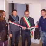 """BORGO SAN LORENZO: Inaugurato con una mostra il """"Multi+"""" spazio polivalente a disposizione dell'associazionismo"""