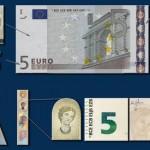 EURO: Presentate le nuove banconote da 5 euro. Cosa cambia?