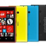 TELEFONI: Nokia lancia due nuovi smartphone Lumia con Windows 8