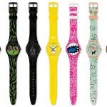 MODA: Trentanni di Swatch. Un'idea di marketing che ha cambiato il mondo degli orologi