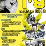 SCARPERIA: Una serata diversa, per pensare, in occasione dell'8 marzo al Garibaldi