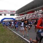 DUATHLON: Successo per la prima edizione della gara all'interno dell'Autodromo del Mugello. Oltre 500 al via