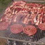 BORGO: Maxi grigliata di carne al Centro Carni per dire basta agli scandali alimentari