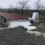 ENERGIE PULITE: Dal legno di faggio energia per le stalle