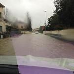 MALTEMPO IN TOSCANA: Esondano fiumi a Pistoia. Ombrone sotto attenzione. La situazione in Mugello