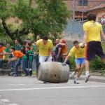 CANTA'MAGGIO: Barberino va a sfidare i campioni d'Italia nella corsa delle botti a Suvereto
