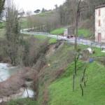 ALTO MUGELLO: Le frane isolano la vallata. La mappa delle strade interrotte. Numerosi disagi verso Toscana e Romagna