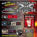 "Arriva a Scarperia il ""Monsters Of Art Rock"", 4 giorni di grande rock dal vivo durante il GP d'Italia"