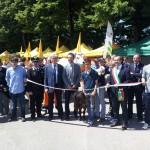 Pronti…VIA! Inaugurata ufficialmente la 33° edizione della Fiera Agricola Mugellana