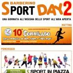"""Il 16 Giugno arriva """"Sport Day 2"""" a Barberino. La 10° Corrilago e Sport  in Piazza saranno i protagonisti"""