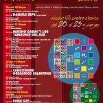 """VICCHIO: La prossima settimana torna """"Etnica"""". La Funk Off fa festa con Cristicchi. Concerti, spettacoli, mostre, gastronomia per quattro giorni """"mondiali"""""""