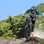 ABETONE: Si chiude con una prova spettacolare il campionato italiano di downhill
