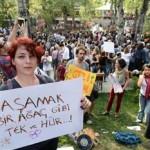 """ISTANBUL: Il sindaco uscente """"offre"""" un nuovo Central Park, in vista delle elezioni, per sostituire il Gezi"""