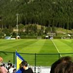 FIORENTINA: Squadra partita per il ritiro di Moena. Mancano ancora Gomez, Pizarro e Jovetic