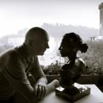 FIRENZE: Paddy Campbell in mostra a Palazzo Medici Riccardi. Esposta anche l'opera che da settembre sarà a Vicchio