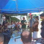 GALLIANO: I lavoratori della Tecnol incontrano l'onorevole Simoni e alcuni rappresentanti di sindacati e istituzioni