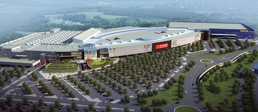 A Pochi Mesi Dallu0027apertura Del Centro Commerciale Di Villesse (Gorizia),  Primo Progetto Italiano Di Inter IKEA Centre Group (IICG), Herman Gewert,  ...