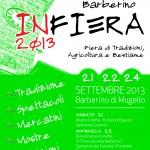 """Il 21, 22 e 24 Settembre è festa a Barberino con """"Barberino In Fiera 2013"""""""