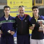 TENNIS: Capecchi campione d'Italia nel doppio. Altra soddisfazione per il giovane del Terrarossa di Vicchio