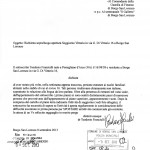 LETTERE: Un borghigiano ci scrive in merito ad una attività aperta in maniera a suo dire non chiara