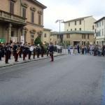 BORGO SAN LORENZO: Celebrata la Liberazione con la Fanfara dei Carabinieri