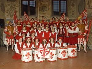 Bandierai e Musici di Castel San Barnaba - The Group