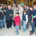 MARRADI: Inaugurato un nuovo centro zootecnico a Popolano