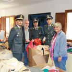 BORGO SAN LORENZO: Seimila capi sequestrati dai finanzieri di Livorno donati al Progetto Accoglienza