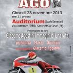 A San Piero a Sieve una serata dedicata a Giacomo Agostini