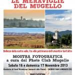 """BORGO SAN LORENZO: """"Le meraviglie del Mugello"""" in mostra in Sant'Omobono in occasione della Mostra del Tartufo"""