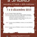 MERCATINI: A Sauris, in mezzo alle Alpi Carniche, quest'anno si respira l'essenza del Natale
