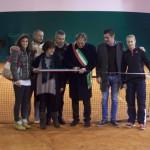 TENNIS: Inaugurata nuova struttura del Terrarossa. Intanto Capecchi cresce ancora