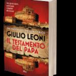 """LIBRI: Giulio Leoni presenta a Borgo il suo """"Testamento del Papa"""""""