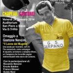 CICLISMO: Uno speciale su Gastone Nencini in Rai