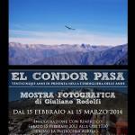 """PHOTO CLUB MUGELLO: Rodolfi mette in mostra le vette andine con """"El condor Pasa"""""""