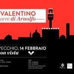 FIRENZE: San Valentino sulla Torre di Arnolfo