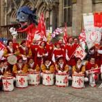 SCARPERIA: I Bandierai di Castelsanbarnaba protagonisti a Mulhouse