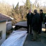 MUGELLO: Tour del Presidente Enrico Rossi tra Panicaglia e l'ospedale di Borgo S.Lorenzo
