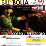 VICCHIO: Billy Bolla da Italia's Got Talent…alle Caselle