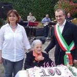 BORGO SAN LORENZO: Altro compleanno centenario, il quarto in un mese