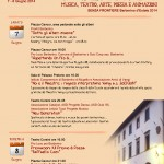 Il 7 e 8 Giugno a Barberino torna WEAC, il Week End delle Associazioni Culturali