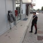 BARBERINO: Ladri fanno esplodere il bancomat della Banca del Mugello
