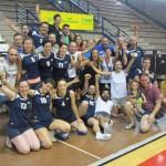 PALLAVOLO MISTA: L'UCN United di Borgo San Lorenzo campione d'Italia