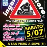 SAN PIERO: Sabato torna l'Ingorgo Sonoro