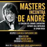SCARPERIA: 'Masters incontra De Andrè' apre la stagione del Garibaldi