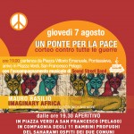 "VALDISIEVE: Da Pontassieve a San Francesco camminando su ""Un ponte per la pace"""