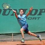 TENNIS: Daniele Capecchi, un giovane vicchiese nei prime mille al mondo