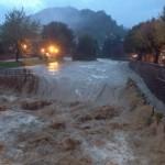 ALTO MUGELLO: Richiesto lo stato d'emergenza per il maltempo di venerdì e sabato